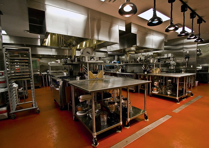 Cucina classes offered at Gervasi