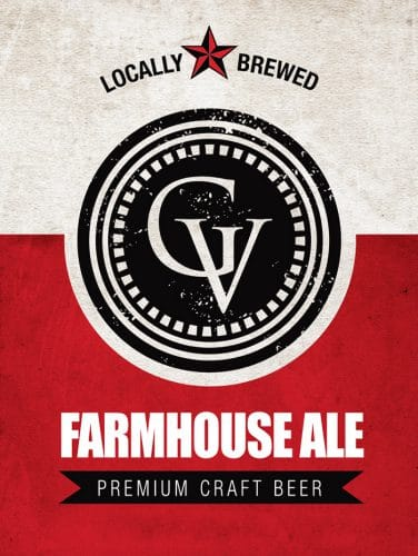 Gervasi Vineyard's Farmhouse Ale