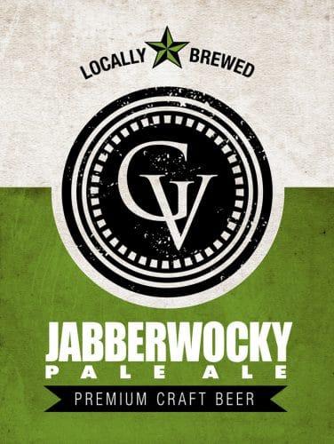 Gervasi Vineyard's Jabberwocky Pale Ale