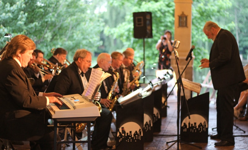 Musica Summer Concert Series at Gervasi
