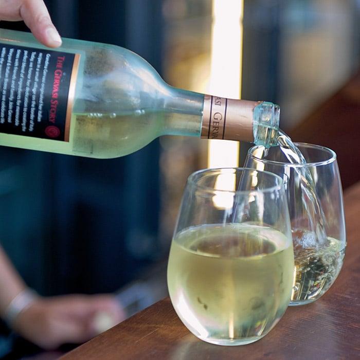 Visit Gervasi Vineyard for delicious wine tastings