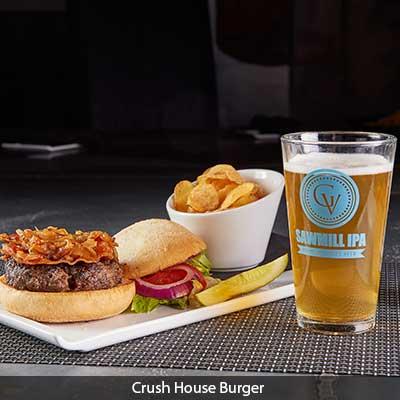 Crush House Burger