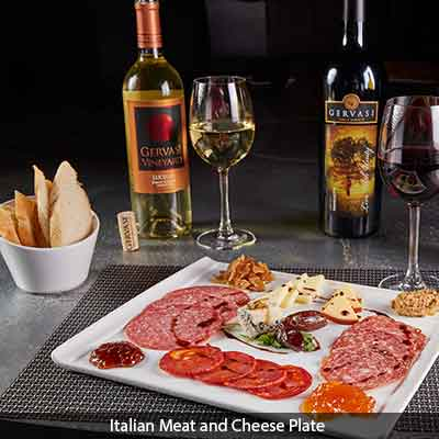 Italian Meat and Cheese Plate
