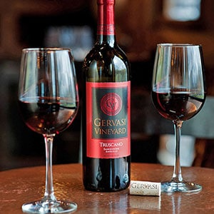 Gervasi Vineyard Wine