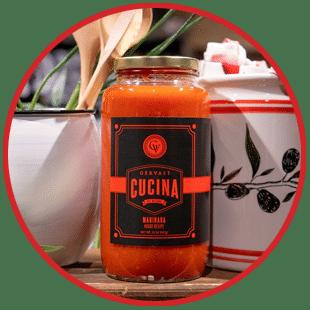 Gervasi Marinara Sauce
