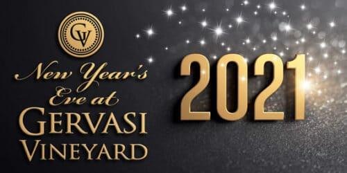 Gervasi New Year's Eve