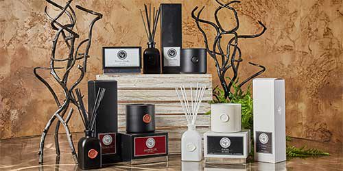 GV Marketplace Candles and Diffusers