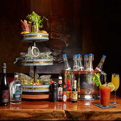 Still House Sunday Bloody Mary and Mimosa Bar