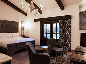 The Casa's luxury suites offer the ultimate in deluxe accommodations and remarkable comfort