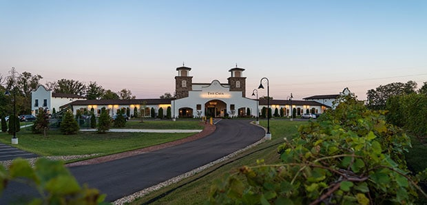 Enjoy a relaxing overnight stay at The Casa at Gervasi Vineyard