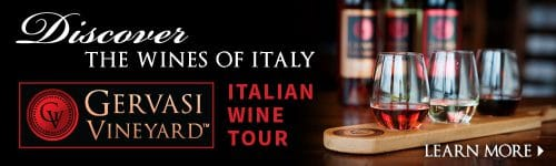 Discover a taste of Italy on Gervasi's self-guided Italian wine tour