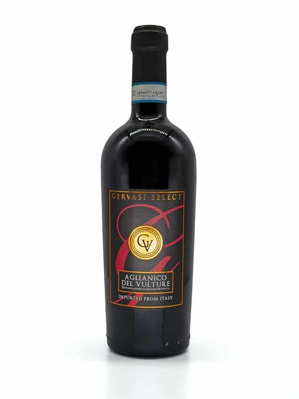 Aglianico - Gervasi Wine