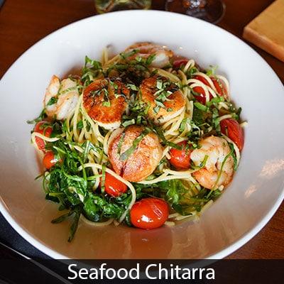 Seafood Chitarra