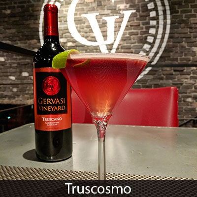 Crush House Drink Truscosmo