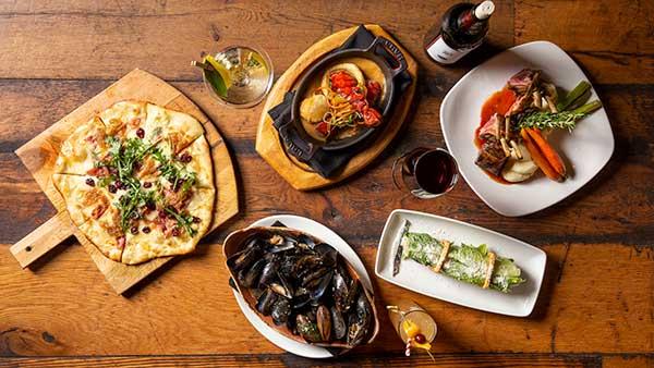 Enjoy Great Food and Wine at Gervasi's Bistro