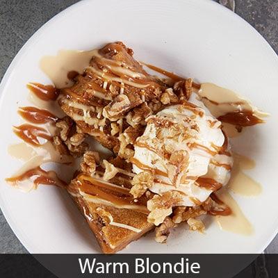 Crush House Warm Blondie
