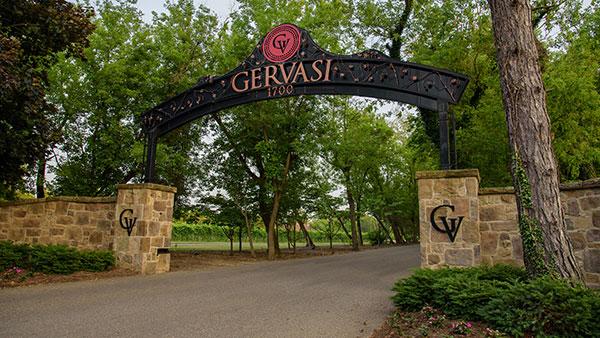 Gervasi Entrance Gates