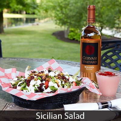 Piazza Sicilian Salad