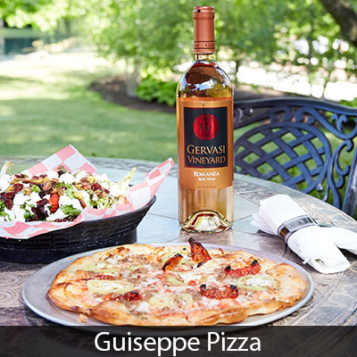 Piazza Guiseppe Pizza
