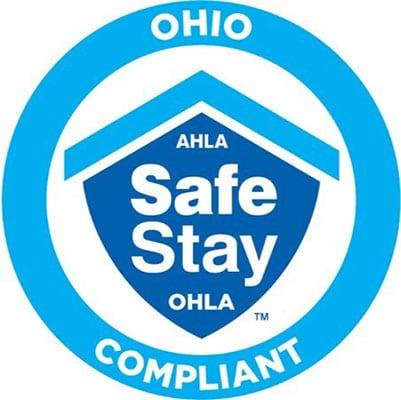 AHLA Safe Stay OHLA Ohio Compliant