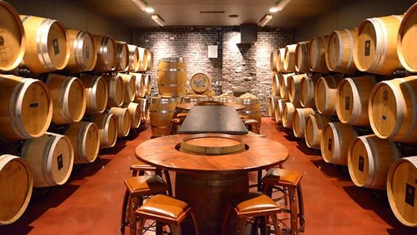 Gervasi Wine Barrels
