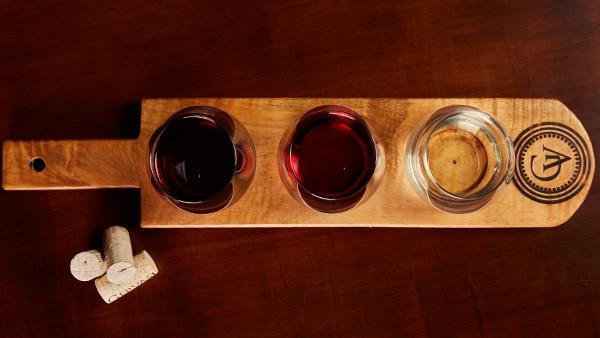 Gervasi Vineyard Wine Flight