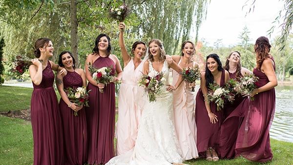 Gervasi Bridal Party