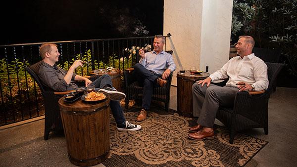 Gervasi Vineyard Cigar Lounge