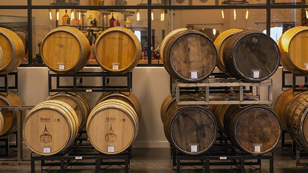 Gervasi Bourbon Barrels