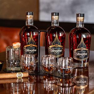Bourbon and Cigar Event