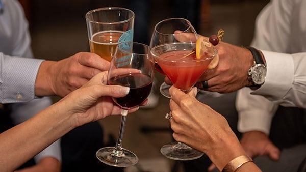 Gervasi Vineyard Drinks at The Still House