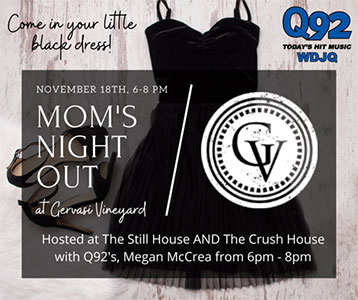 Mom's Night Out with Q92