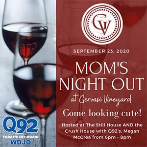 Mom's Night Out at Gervasi Vineyard