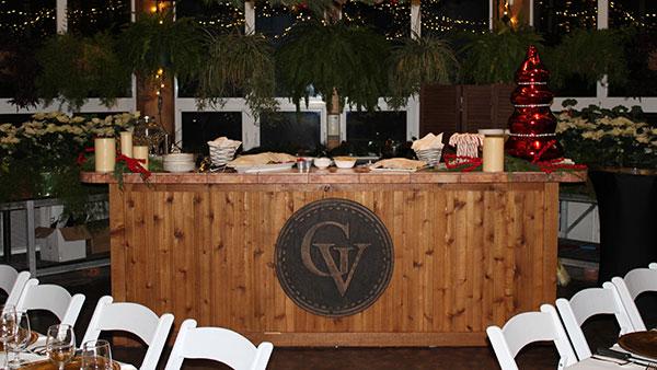 Private Parties at Gervasi VIneyard