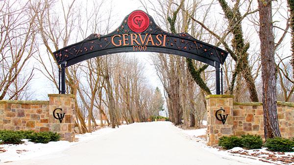 The Holidays at Gervasi Vineyard