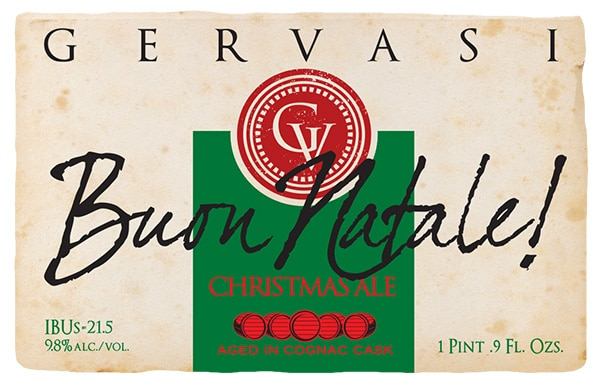 Buon Natale! Christmas Ale