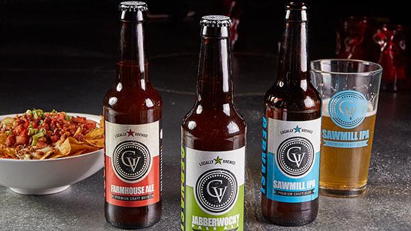 Gervasi Vineyard Craft Beer
