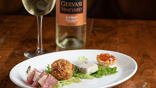 Wine Tasting and Pairings at Gervasi