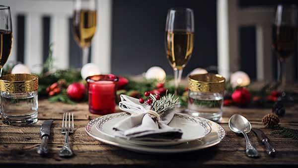 Featured Holiday Meals at Gervasi Vineyard