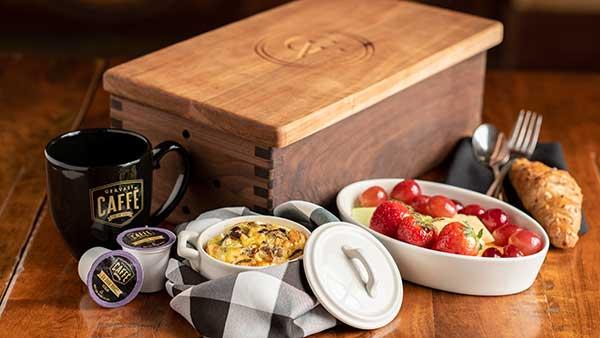 Italian Breakfast Box