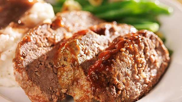Featured Holiday Meatloaf Meal at Gervasi Vineyard