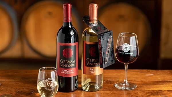 Gervasi Vineyard Wine