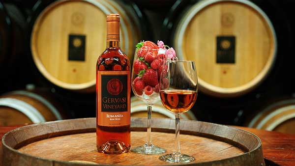 Gervasi Vineyard Romanza Wine