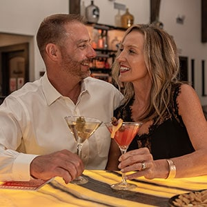 Couples & Cocktails Valentine's Dinner