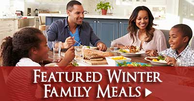 Featured Winter Family Meals